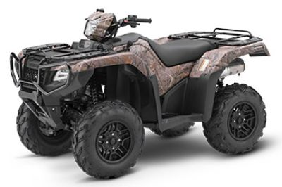 2018 Honda FourTrax Foreman Rubicon 4x4 Automatic DCT EPS Deluxe Utility ATVs Escanaba, MI