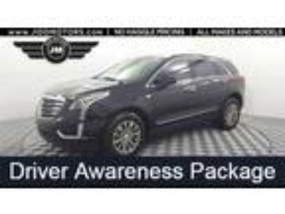Used 2017 Cadillac XT5 Black Metallic, 44.6K miles