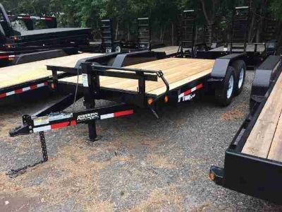 2017 Anderson Equipment Trailer