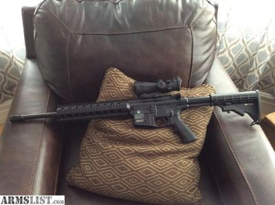 For Sale/Trade: Smith and Wesson AR 15-22