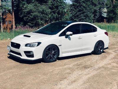 2016 Subaru WRX 4D Sedan Limited ()