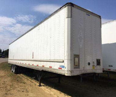 $11,900, 2007 STOUGHTON Dry Van
