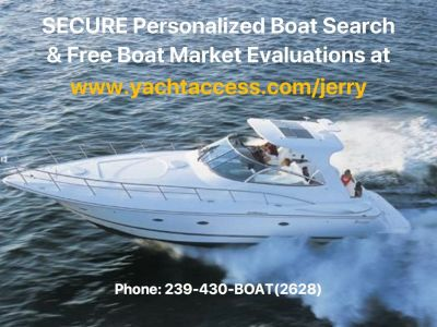 Personalized Yacht & Boat Search and Free Accurate Boat Values