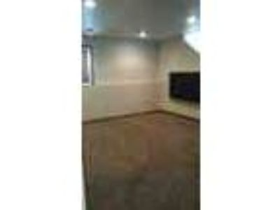 Upgraded Tile Flooring Rustic Beech Wood Cabinetry Throughout