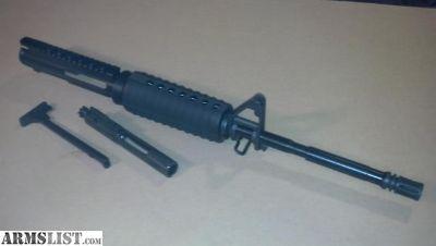 """For Sale: AR-15 Upper. 16"""" Palmetto"""