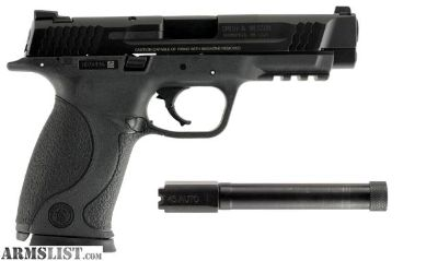 For Sale: NEW! Smith & Wesson M&P-45 Threaded Barrel