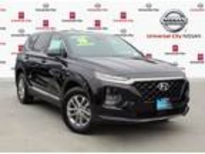 Used 2019 Hyundai Santa Fe Twilight Black, 16.3K miles