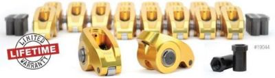 Purchase COMP CAMS ULTRA-GOLD ALUMINUM ROLLER ROCKER ARMS GM LS LS1 LS2 LS6 1.72 RATIO motorcycle in Mandeville, Louisiana, United States, for US $475.88