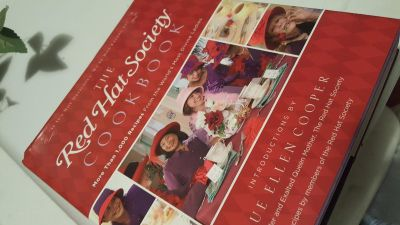 The Red Hat Society Cookbook!