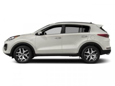 2019 Kia Sportage SX Turbo (Snow White Pearl)