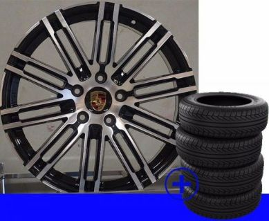 "Sell 20"" Wheels Fit Porsche Cayenne Turbo S GTS Spyder Wheels Q7 Touareg Rims/ Tires motorcycle in El Centro, California, United States, for US $1,299.00"