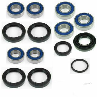 Buy Wheel Bearing Front and Rear Seal Complete Kit for TRX250 Recon 1997-2014 motorcycle in Indianapolis, Indiana, United States, for US $65.32