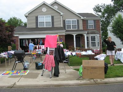 Garage Sale - Aberdeen, MD - Sat. Feb 9th