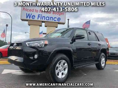 Used 2019 Toyota 4Runner for sale