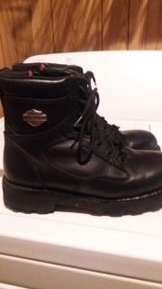 Women's size 9 Harley Davidson Riding boots