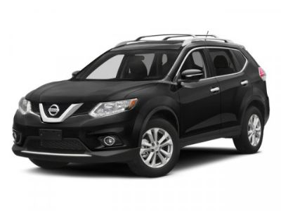 2015 Nissan Rogue S (Cayenne Red)
