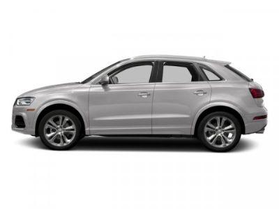 2018 Audi Q3 Premium Plus (Florett Silver Metallic)