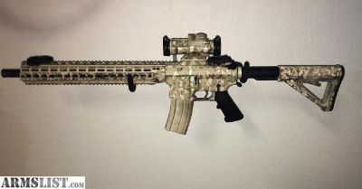 For Sale: Custom Aero AR-15