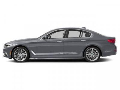 2019 BMW 5-Series 540i xDrive (Bluestone Metallic)