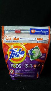 20 count Tide pods 3 in 1