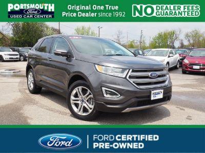 2018 Ford Edge (Gray)