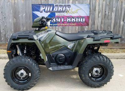 2018 Polaris Sportsman 450 H.O. Utility ATVs Katy, TX