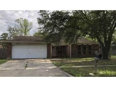 4 Bed 2 Bath Foreclosure Property in Humble, TX 77346 - Enchanted Timbers Dr