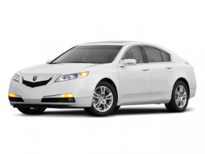2010 Acura TL w/ Technology Package (White)