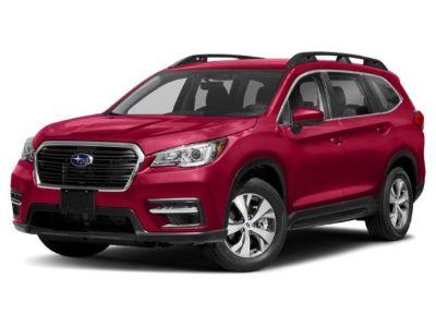 2019 Subaru Ascent Limited (Crimson Red Pearl)