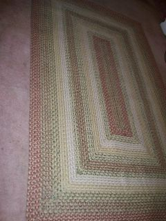TWO (2) LARGE AREA RUGS (NEW)