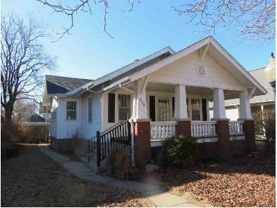 2 Bed 1 Bath Foreclosure Property in Hutchinson, KS 67501 - E Sherman St