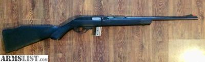 For Sale: Marlin 22 rifle