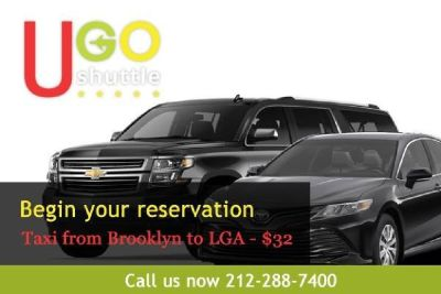 Best Taxi From Brookly To LGA
