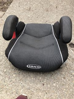 Grace booster seat