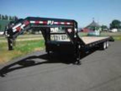 """2020 PJ Trailers Flatdeck LS 102"""" X 25' 15K"""