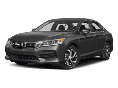 2017 Honda Accord LX (Silver)