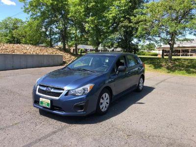 2013 Subaru Impreza 2.0i (Blue)