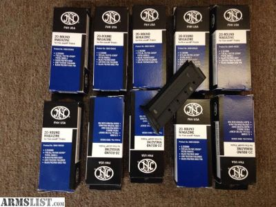 For Sale: NIB FNH FN5.7 MAGS