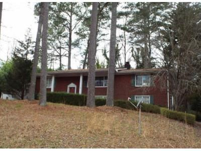 3 Bed 2 Bath Foreclosure Property in Rome, GA 30165 - Knollwood Dr SW