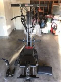Bowflex Ultimate 2 Complete Home Gym