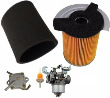 Buy GAS GOLF CART TUNE UP KIT YAMAHA G14 300CC 4 CYCLE 95 96 W CARBURETOR FUEL PUMP motorcycle in Lapeer, Michigan, United States, for US $118.32