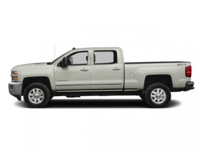 2018 Chevrolet Silverado 2500HD High Country (Iridescent Pearl Tricoat)