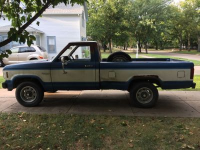 Classic 1985 Ford Ranger