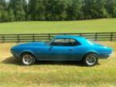 1968 Chevrolet Camaro Muscle Car