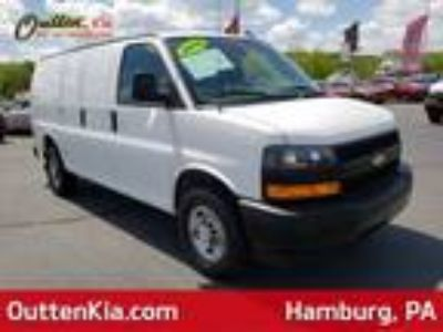 used 2019 Chevrolet Express Van for sale.