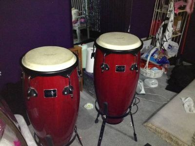 congas 1011  (in great condition)