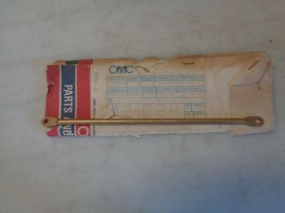 Sell Johnson/Evinrude/OMC New OEM CROSS BAR 0124290, 124290 motorcycle in Seminole, Florida, United States, for US $9.99