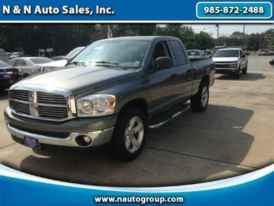 2007 Dodge Ram 1500 SLT Quad Cab Short Bed 2WD - Call to Schedule your Test Driv