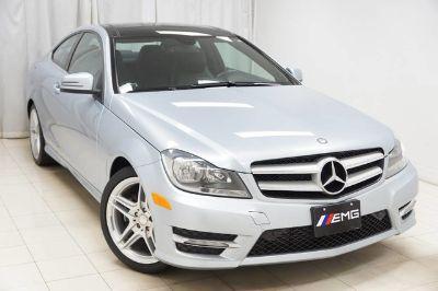 2013 Mercedes-Benz C-Class C250 (Diamond Silver Metallic)