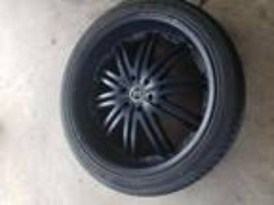 24s tires and rims